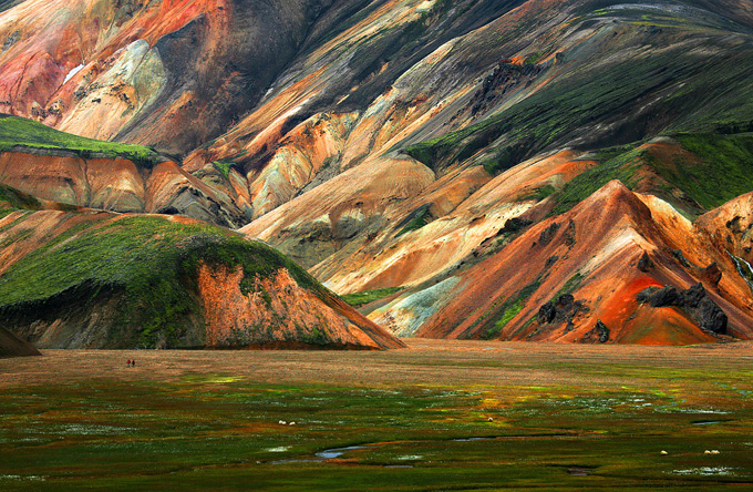 East Iceland.