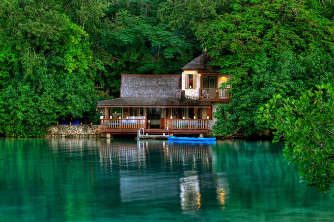 Golden Eye Hotel - St. Mary, Jamaica