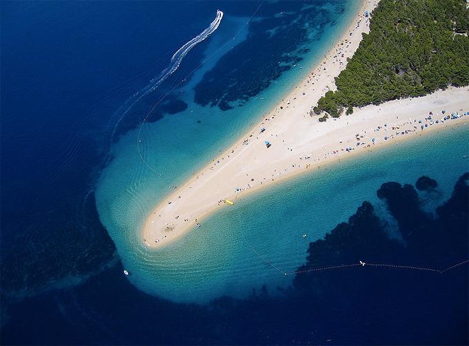 Golden Horn, Brac Island - Croatia