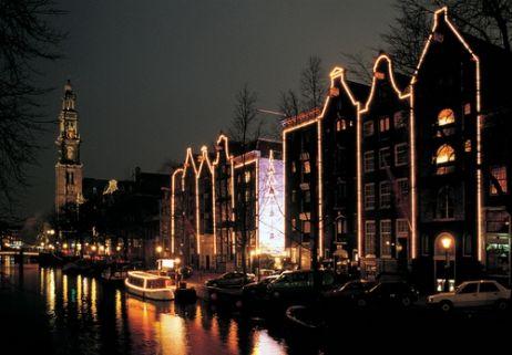 Ocean Twelve Bar Amsterdam Scene Tfios