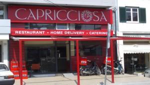 Capricciosa [+booking delivery]