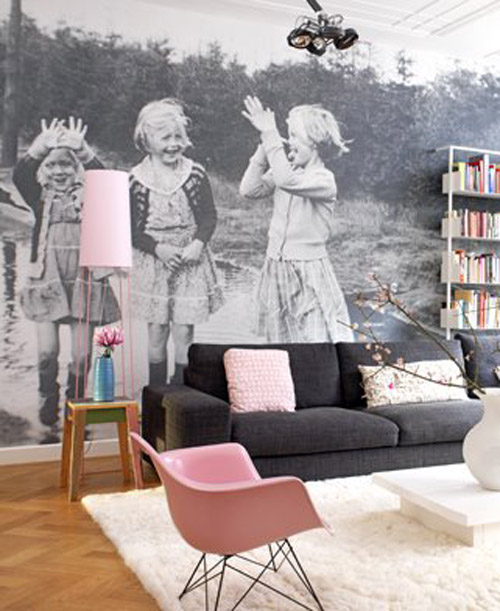 25-cool-ideas-to-display-family-photos-on-your-walls7