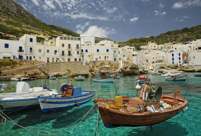 Cala Dogana, Ιταλία