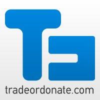 Νέα ιστοσελίδα www.tradeordonate.com η οποία αφορά σε ανταλλαγές αντικειμένων ή υπηρεσιών χωρίς χρήματα