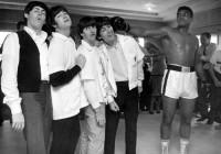 Beatles & Ali