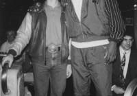 Shaq & Arnold