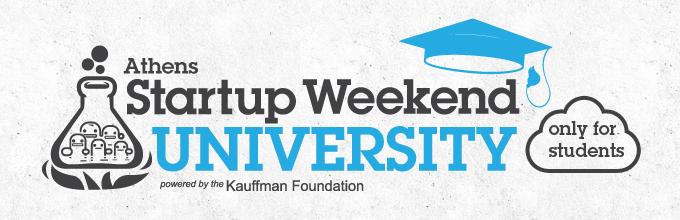 Startup Weekend University | 28, 29 και 30 Σεπτέμβρη στην Αθήνα!