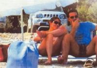 Αλέξης Τσίπρας | Χαλαρές οικογενειακές στιγμές στην παραλία
