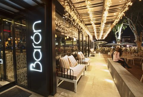 Baron | Cafe | Bar | Restaurant | Γλυφάδα