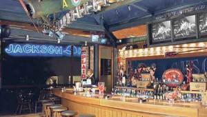 Jackson Hall | Bar | Restaurant | Κολωνάκι