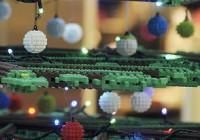 Χριστουγεννιάτικο δέντρο φτιαγμένο από ... lego!