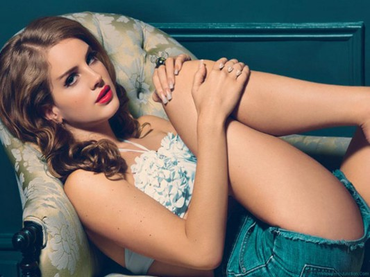 Sexy and Famous | Lana Del Rey