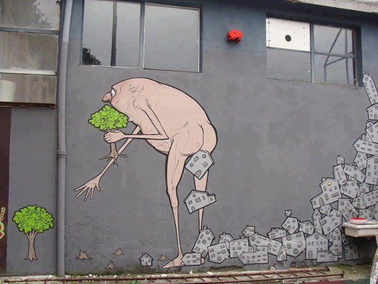 ar1 533x400 - Street Art έργα από όλες τις γωνιές του κόσμου, που το τερματίζουν! - φωτογραφια, κοσμος