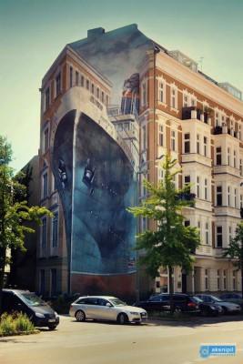 ar11 267x400 - Street Art έργα από όλες τις γωνιές του κόσμου, που το τερματίζουν! - φωτογραφια, κοσμος