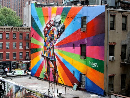 ar6 534x400 - Street Art έργα από όλες τις γωνιές του κόσμου, που το τερματίζουν! - φωτογραφια, κοσμος