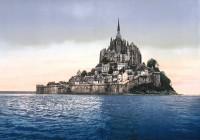 11. Mont-Saint-Michel, France
