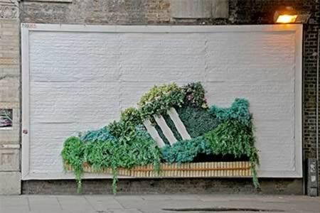 Διαφημίσεις που χρησιμοποίησαν street art!5
