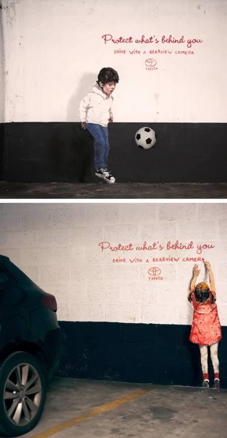 Διαφημίσεις που χρησιμοποίησαν street art!4