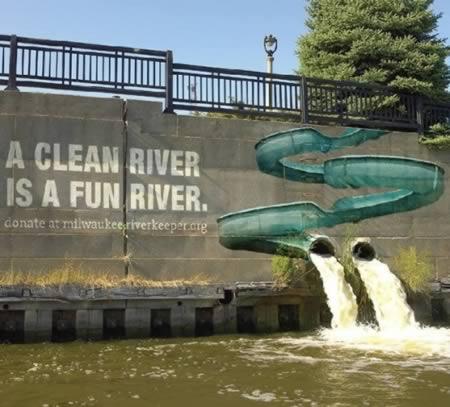Διαφημίσεις που χρησιμοποίησαν street art!3