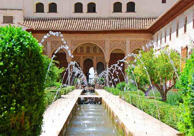 The Alhambra – Granada