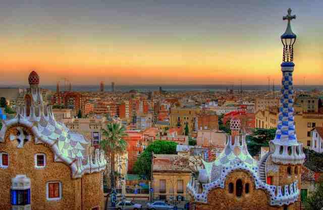 Gaudi's Masterpieces – Barcelona