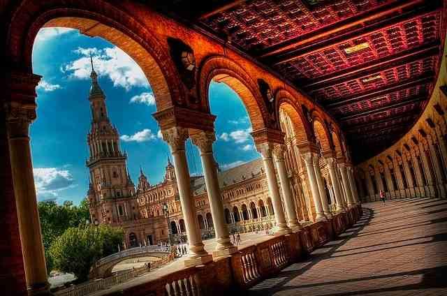 Plaza de Espana – Seville