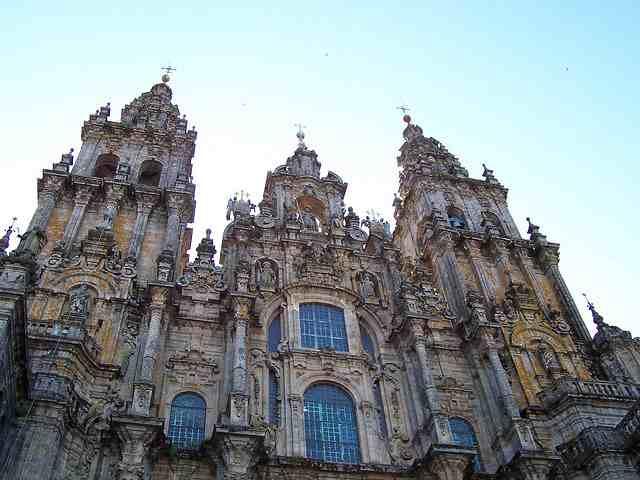 Cathedral – Santiago de Compostela