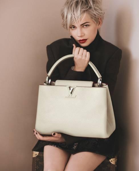 ραντεβού με μια τσάντα Louis Βιτόν