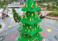 Lego Christmas tree (Malaysia)
