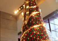 Macaroon Christmas tree (United States)