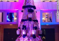 Opera Christmas tree (France)