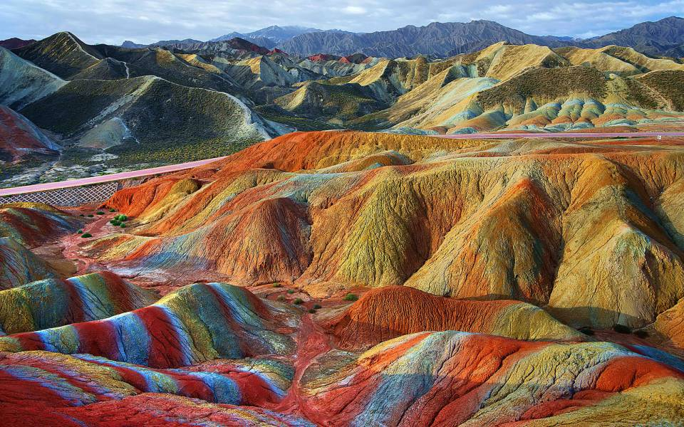 Zhangye China  city pictures gallery : Zhangye Danxia Geological Park in Gansu Province, China neolaia.gr