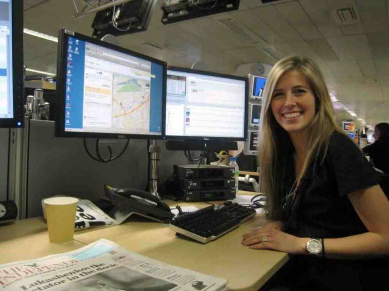 Emily Allen NBC London Intern