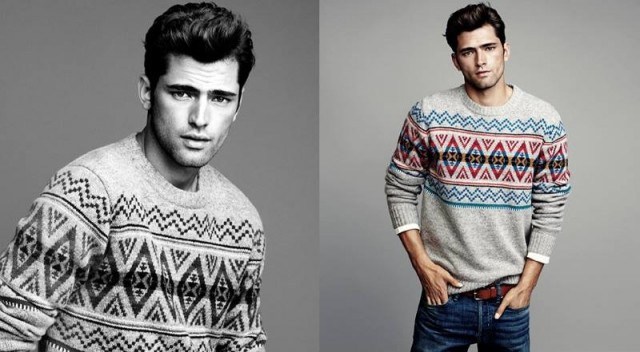 #Sean O'Pry for H&M Fall Winter 2013-14
