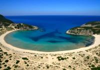 Σε αστείο βαθμό... Voidokilia beach