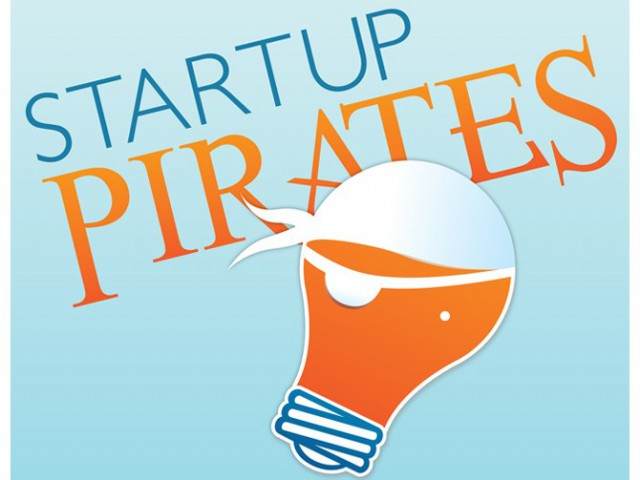 pirates start up