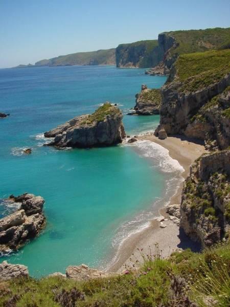 diaforetiko.gr : kaladi beach kythira Οι πιο όμορφες ελληνικές παραλίες! ..Ένα φωτογραφικό αφιέρωμα που ξεχειλίζει ομορφιά !!!
