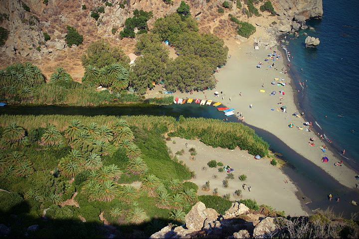 diaforetiko.gr : preveli beach crete Οι πιο όμορφες ελληνικές παραλίες! ..Ένα φωτογραφικό αφιέρωμα που ξεχειλίζει ομορφιά !!!