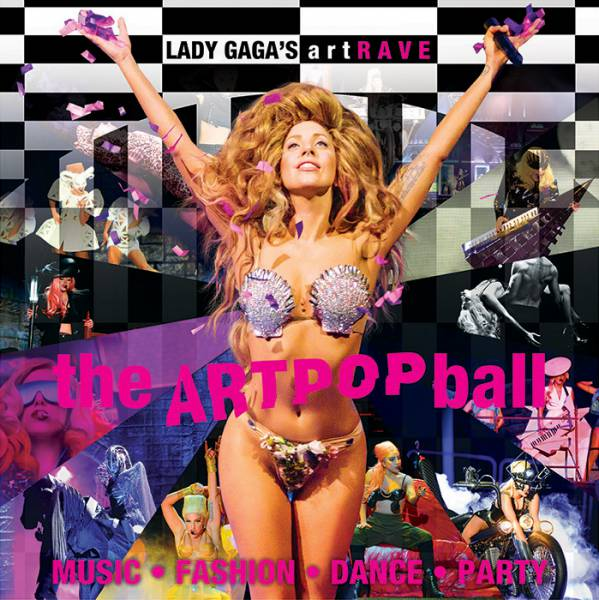 LadyGaga_Artpopconcert_poster