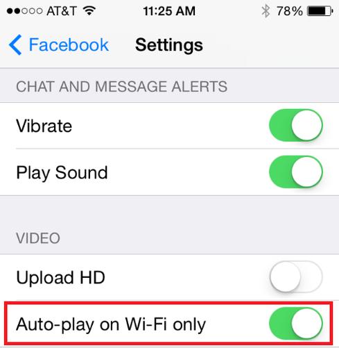 "Facebook: Έτσι θα απενεργοποιήσετε το ""auto-play"" των βίντεο!"
