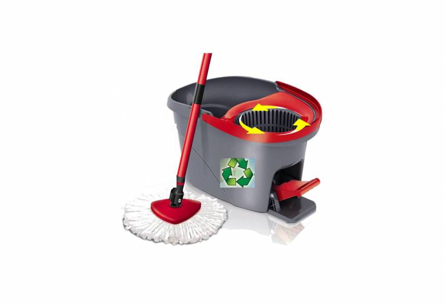 σύστημα σφουγγαρίσματος Vileda easy wring clean