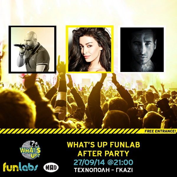 2o WHATS UP FunLab