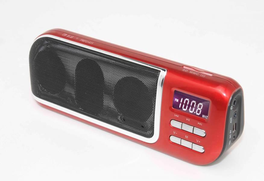 Ραδιόφωνο Φορητό F&U PMP21411