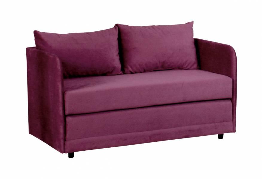 Καναπές - Κρεβάτι Jazz, διθέσιος Μωβ