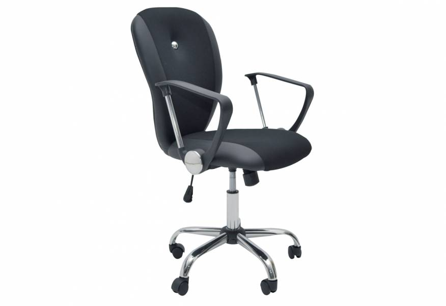 Καρέκλα Γραφείου Bonne Μαύρη