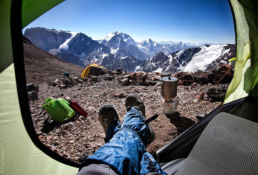 Chimtarga (4700m)