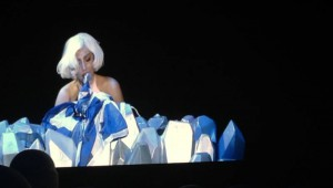 Lady Gaga, OAKA, Athens, Greece