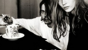 kate moss johnny depp