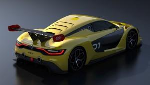 Renault: Έρχεται το R.S. 01 με τον κινητήρα του Nissan GT-R