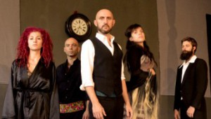 Tarantella Rituale, στο Θέατρο του Νέου Κόσμου